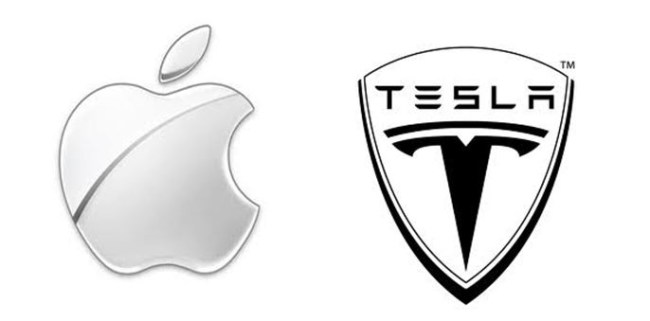 tesla-and-apple
