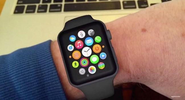 Приложение дополненной реальности позволяет «примерить» Apple Watch