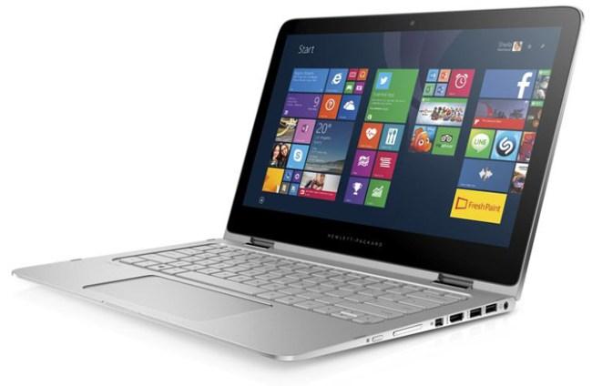 HP представила ноутбук Spectre x360, который может составить конкуренцию MacBook Air