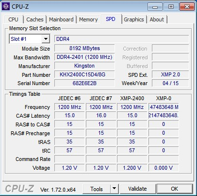 HyperX_FURY_DDR4_CPU-Z_XMP
