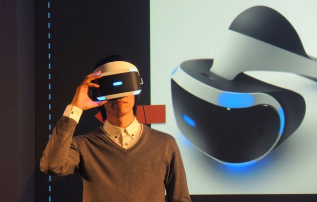 Sony доработала шлем виртуальной реальности Project Morpheus и намерена выпустить готовый продукт через год