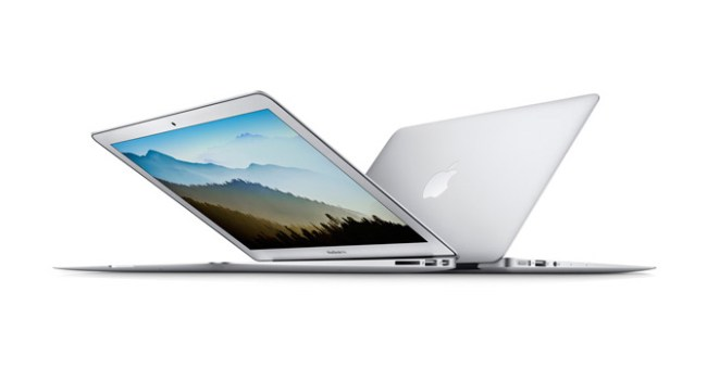 Apple обновила MacBook Air и 13,3-дюймовый MacBook Pro с Retina дисплеем