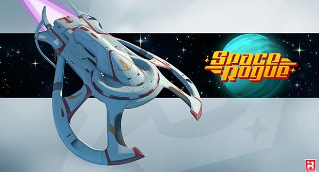 На Steam Greenlight запущена игра Space Rogue от украинских разработчиков