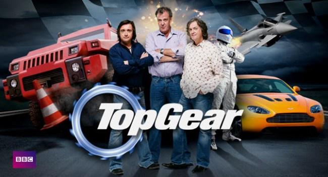 BBC прекращает трансляцию Top Gear. Возобновление шоу возможно в 2016 году