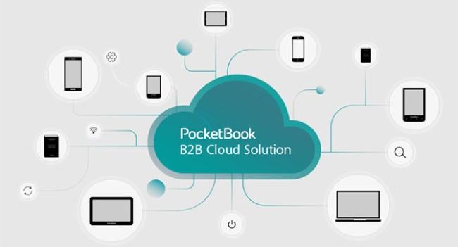 PocketBook анонсировала облачную экосистему для чтения - PocketBook B2B Cloud Solution