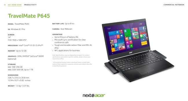 next@acer NY Press Event Full Product Specifications (By Theme)-page-032