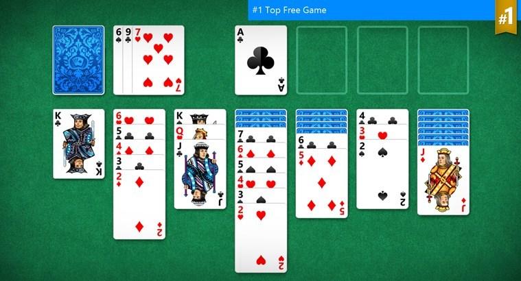 Карткові ігри майкрософт