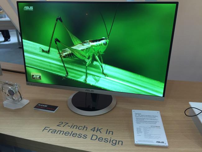 ASUS показала ряд новинок на выставке Computex 2015