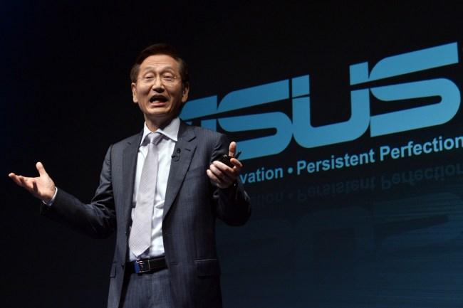 ASUS рассматривает возможность покупки HTC