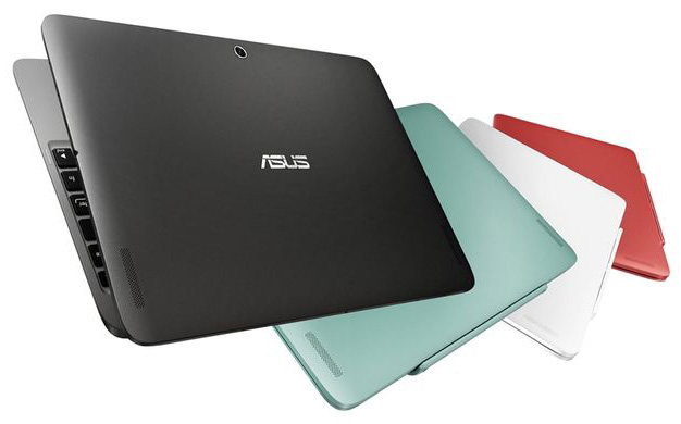 ASUS анонсировала новое гибридное устройство Transformer Book T100HA с Windows 10