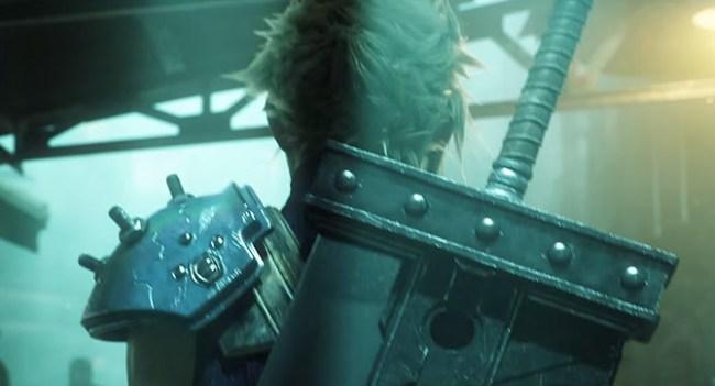 На E3 анонсирован ремейк игры Final Fantasy VII