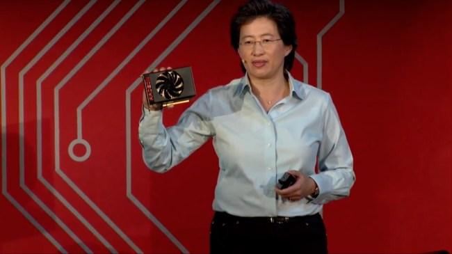 AMD-Radeon-R9-Nano_Lisa-Su