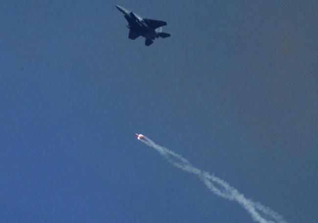 ОБНОВЛЕНО: В США прошло лётное испытание обновлённой ядерной бомбы B61-12