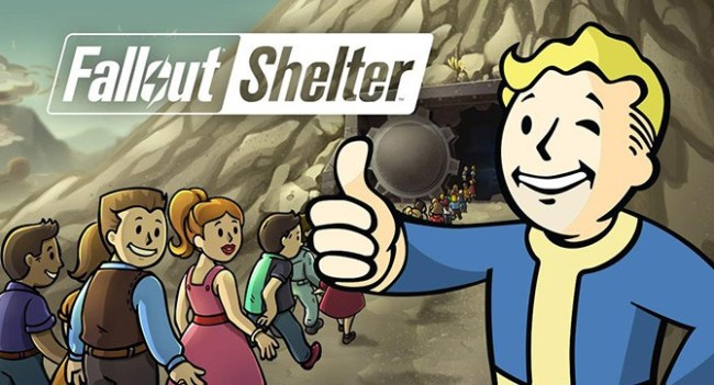 Игра Fallout Shelter стала доступной и для Android-устройств