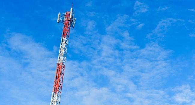 Mobile phone pillar