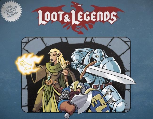 Loot & Legends
