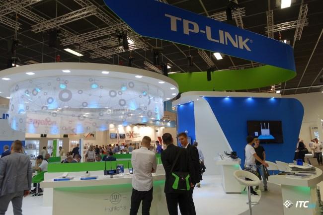 TP-LINK на IFA 2015: всеядный маршрутизатор, производительный Powerline-адаптер и корпоративная точка доступа
