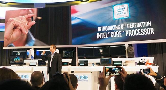 Процессоры Intel Core M могут использоваться в составе фаблетов