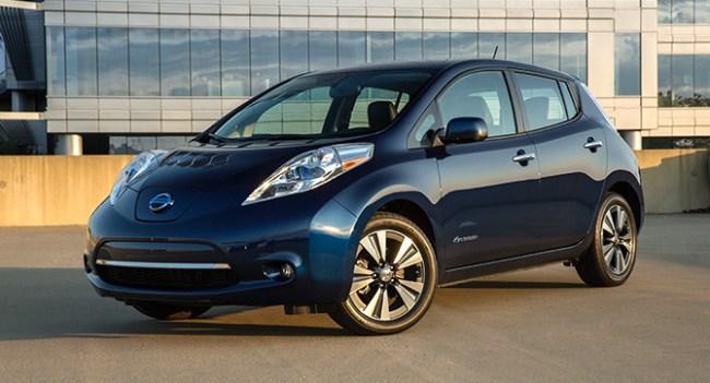 Пробег электромобиля Nissan LEAF 2016 года увеличен до 172 км
