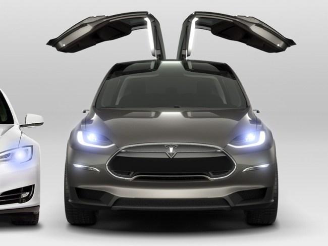 Tesla Model X (2)