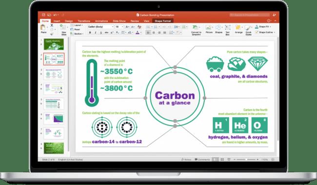 Microsoft выпустила Office 2016 и анонсировала улучшения в Office 365