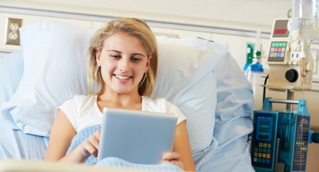 WiFi Ukraine hospital