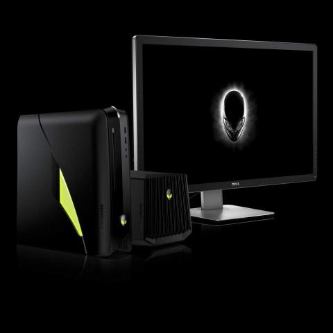 Dell представила новые продукты Alienware и два 27-дюймовых монитора для геймеров