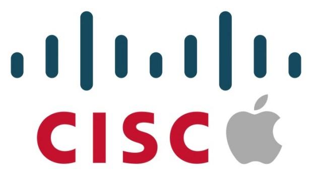 Apple и Cisco договорились о стратегическом партнерстве