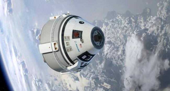 Starliner - официальное название многоразовой коммерческой космической капсулы от Boeing