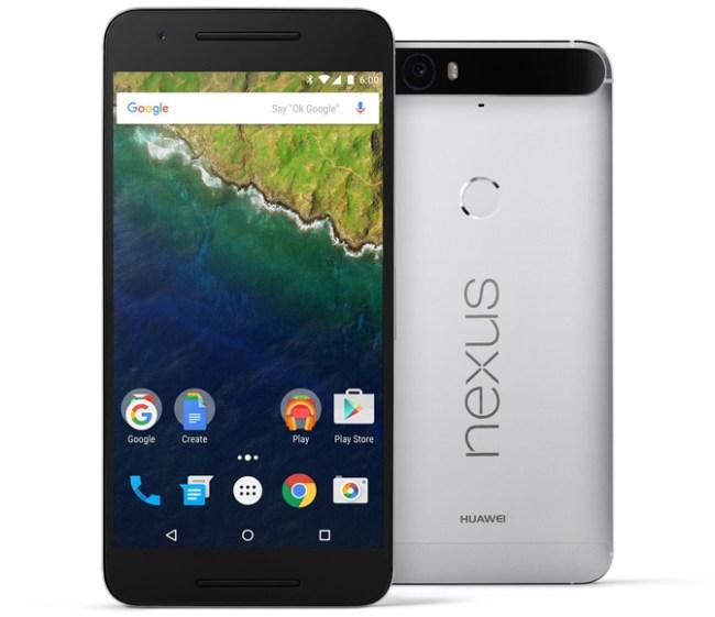 "Google официально представила смартфон Nexus 6P: 5,7"" AMOLED, Snapdragon 810, 3 ГБ ОЗУ, USB Type-C"