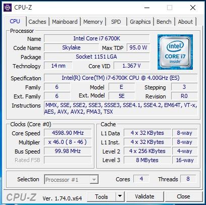 ASUS_Z170_PRO_GAMING_CPU-Z_4600