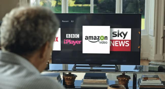 Jeremy Clarkson Fire TV Stick Commercial (2)