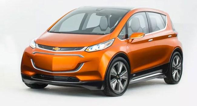 GM будет разрабатывать электромобиль Chevy Bolt при активном сотрудничестве с LG