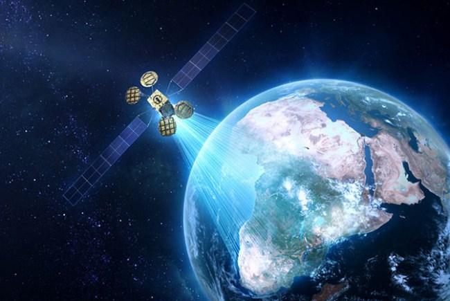 Facebook обеспечит Африку спутниковым интернет-доступом