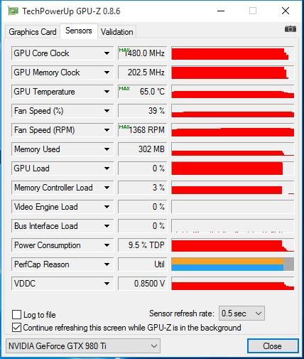 ASUS_MATRIX_GTX_980-Ti_Platinum_GPU-Z_nagrev-overclock