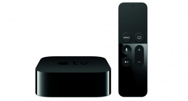 Пульт ДУ к новой приставке Apple TV может разбиться в случае падения