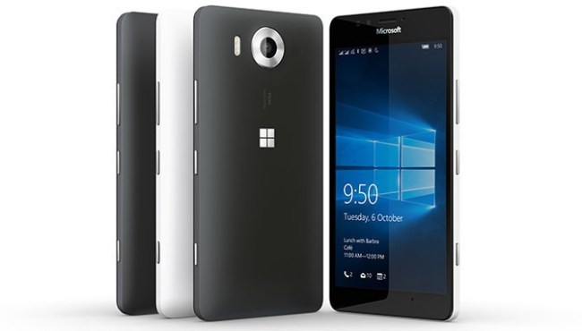Начались продажи смартфона Lumia 950