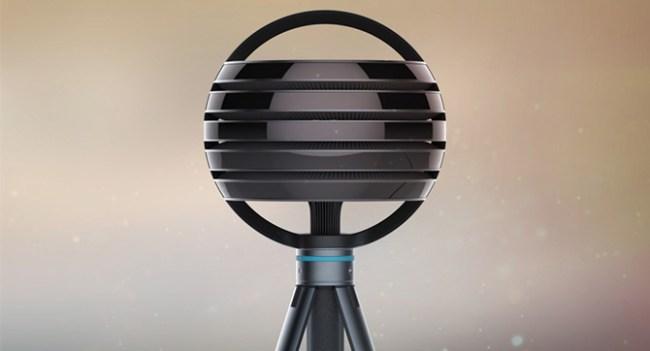 Lytro разработала камеру Lytro Immerge для съёмки сцен виртуальной реальности
