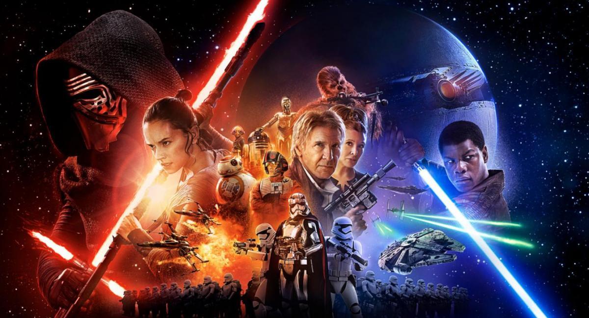 """Обновленный """"японский"""" трейлер <b>Star Wars</b>: The <b>Force Awakens</b> ..."""