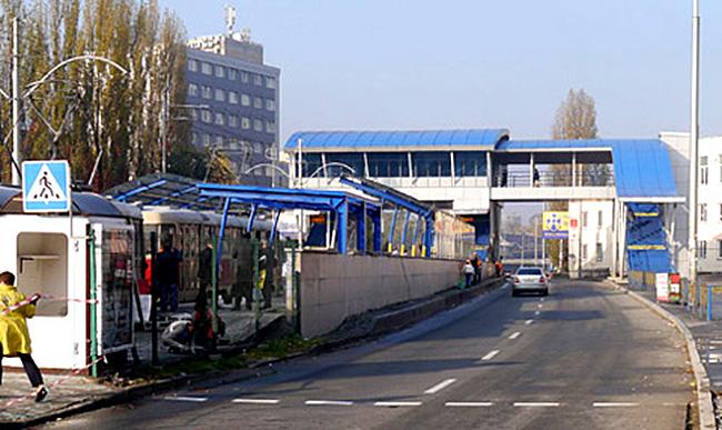 Очередной коворкинг откроется в Киеве прямо на остановке общественного транспорта