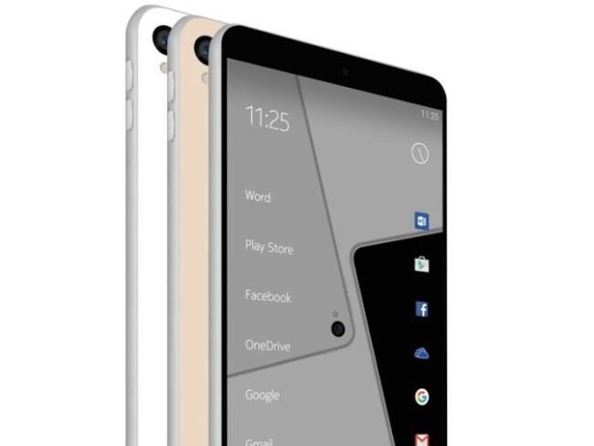 Появились изображения и технические характеристики смартфона Nokia C1