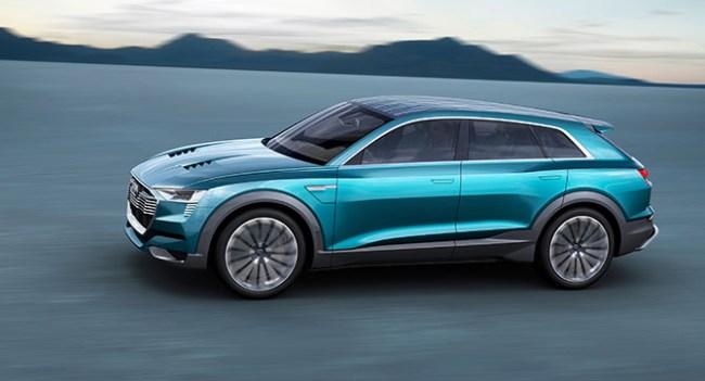Через 10 лет Audi переведёт 25% своего модельного ряда автомобилей на электрическую тягу