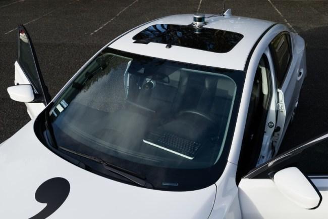 Известный хакер Geohot собрал беспилотный автомобиль у себя в гараже