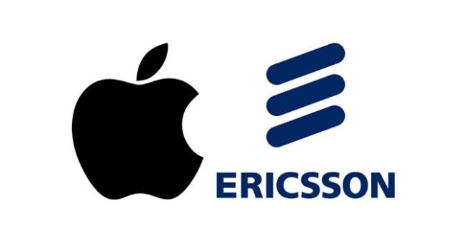 Apple будет выплачивать лицензионные отчисления в пользу Ericsson в размере 0,5% дохода от продаж iPhone и iPad