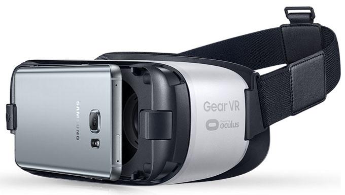 Браузер Samsung Internet for Gear VR