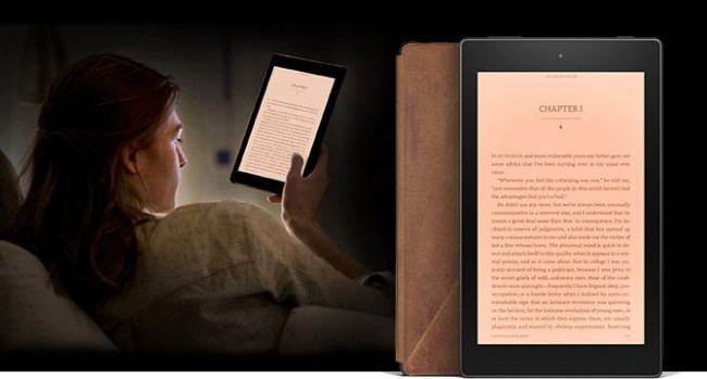 Amazon предлагает специальную версию планшета Fire HD 8 Reader's Edition