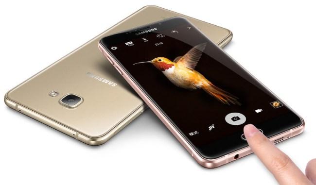 Samsung официально представила смартфон Galaxy A9