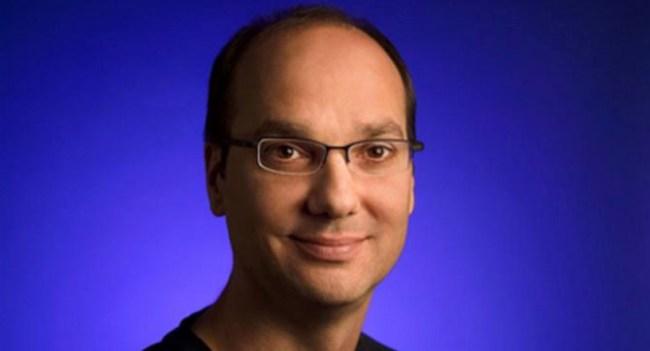 Сооснователь компании Android Энди Рубин может заняться производством смартфонов