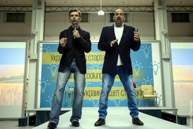 Украина ищет стартапы (2)