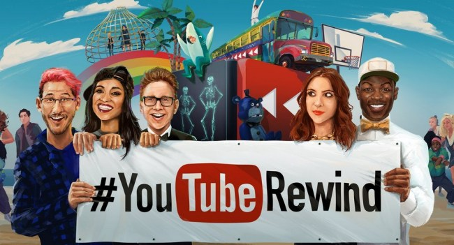 YouTube Rewind Now Watch Me 2015